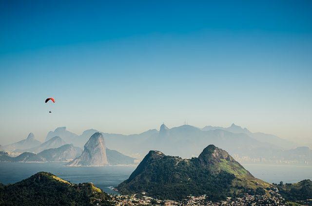 voyage au Brésil rio de janeiro