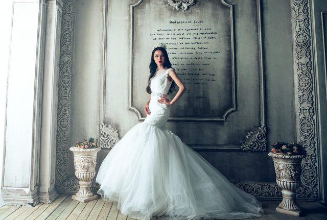 robe mariage paris