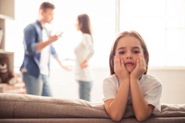 Divorce, les conséquences sur les enfants